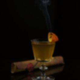 Rum's Revenge Black Mojito