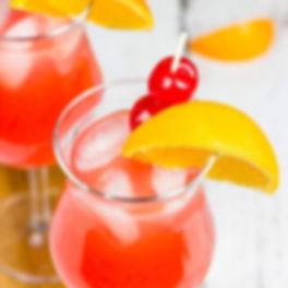 Rum's Revenge Classic New Orleans Hurricane