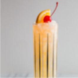 Rum's Revenge Rum Orange Swizzle