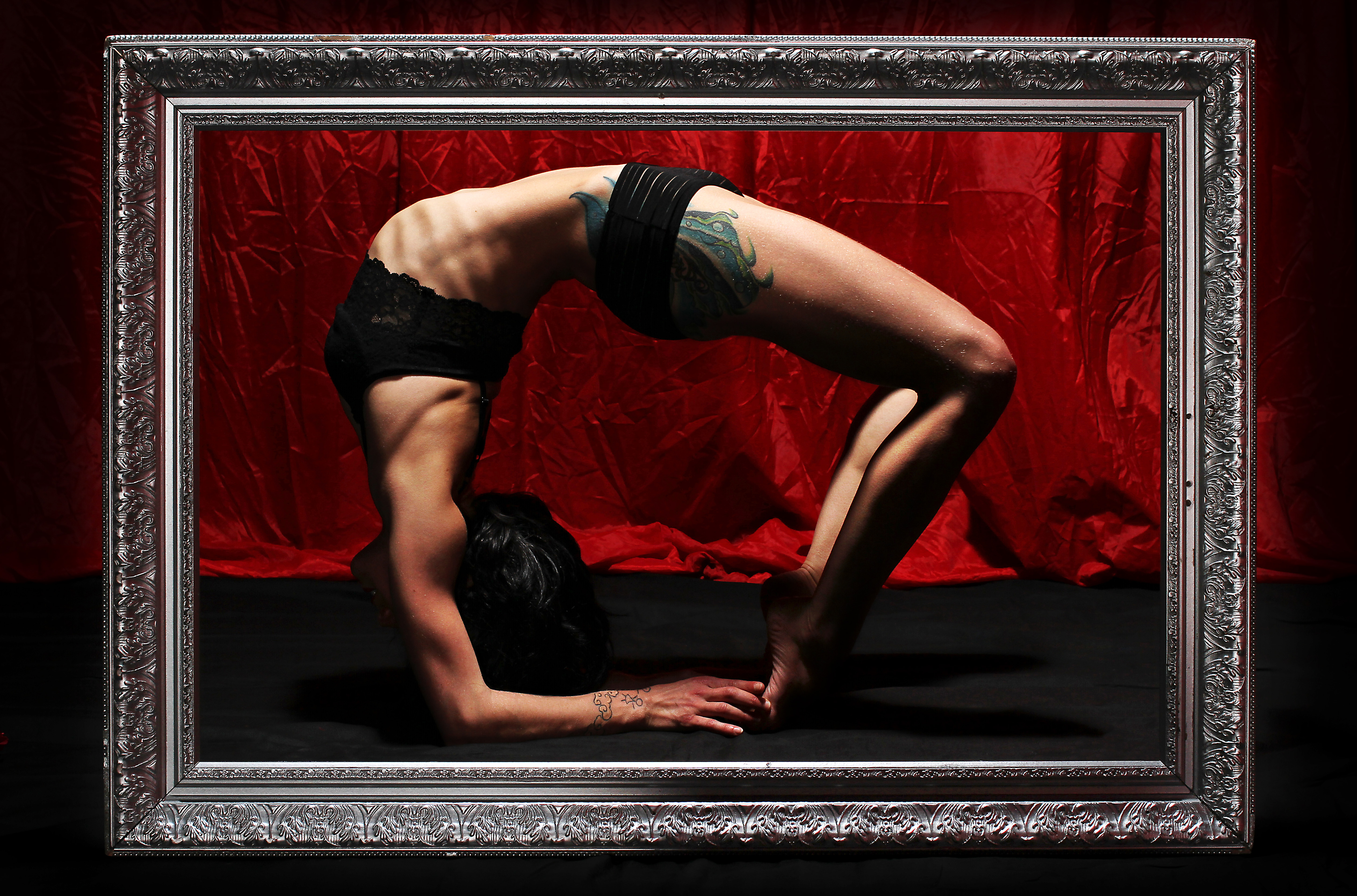 Circus Contortion Artist