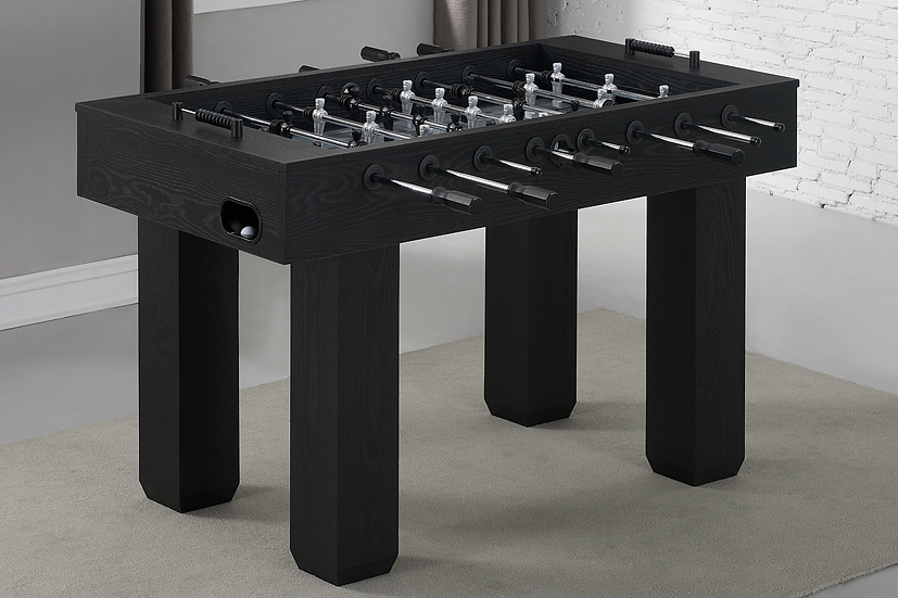 Silhouette Foosball Table