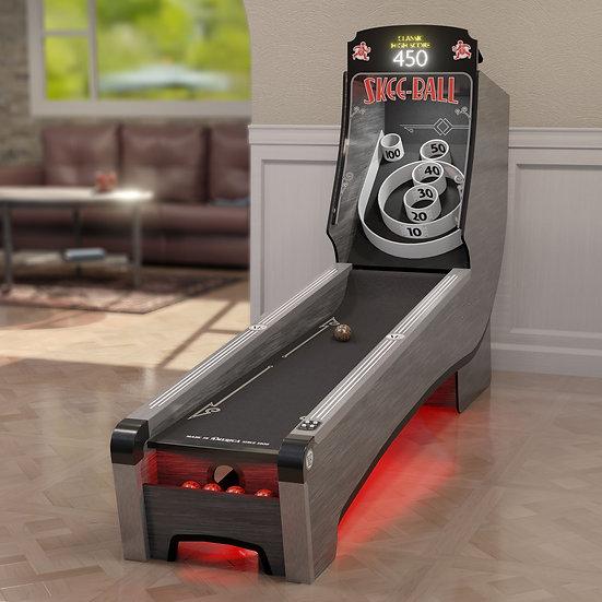 Skee-Ball® Home Arcade Premium with Coal Ramp