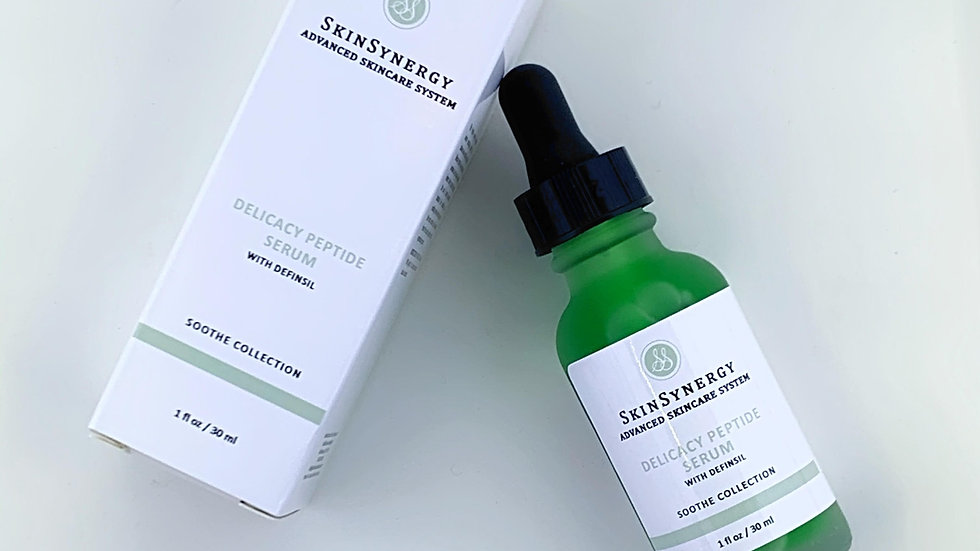 Delicacy Peptide Serum - With Definsil