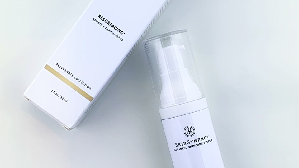 Resurfacing+ - Retinol + Cariciline SB