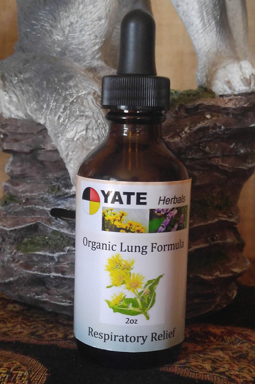 Lung Tincture Respiratory Relief