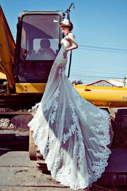 Ima Makeup - Bridal Dress 婚紗