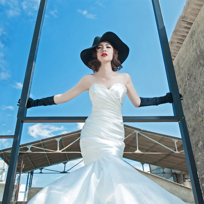 Ima Makeup - Bridal Dress 婚紗