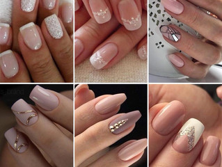 最適合結婚用的指甲款色