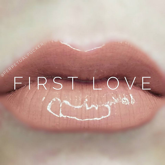 First Love LipSense® with Glossy Gloss