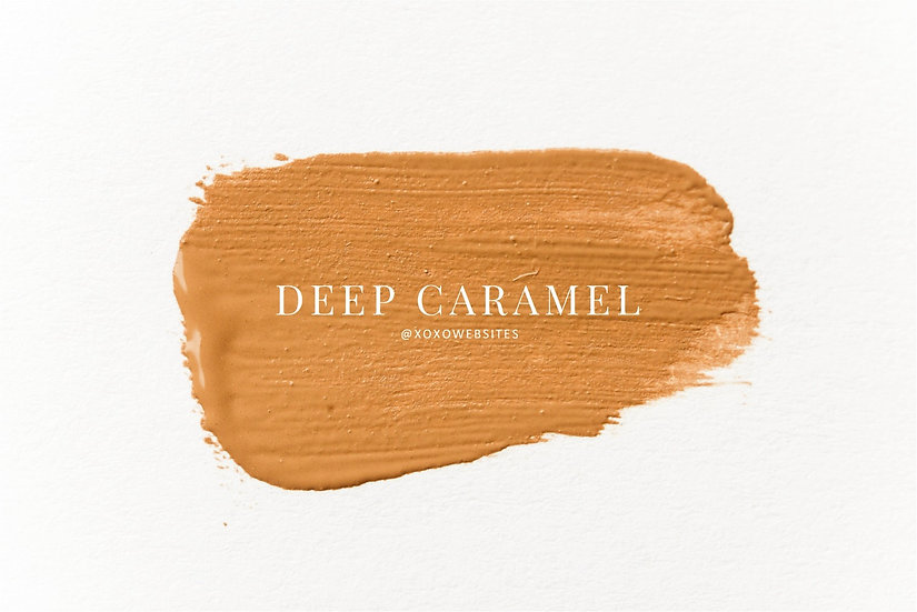 Deep Caramel MakeSense® Anti-Aging Foundation