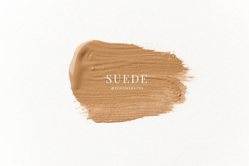 Suede MakeSense Foundation®