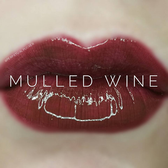 Mulled Wine LipSense® with Glossy Gloss