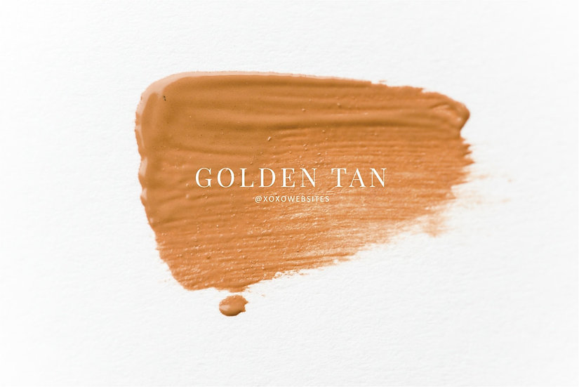 Golden Tan MakeSense® Anti-Aging Foundation