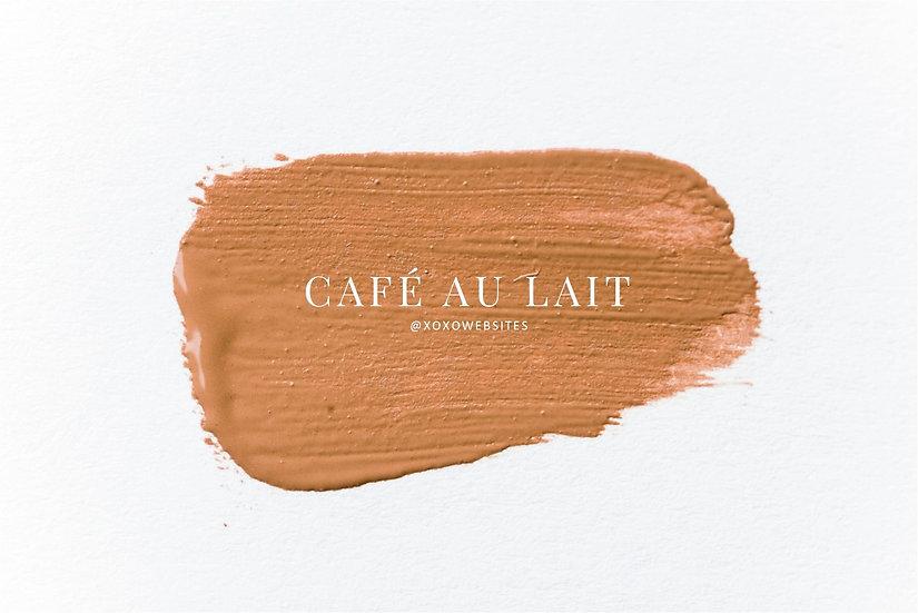 Cafe Au Lait MakeSense Foundation®