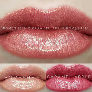 Bombshell & Caramel Apple LipSense® Combo