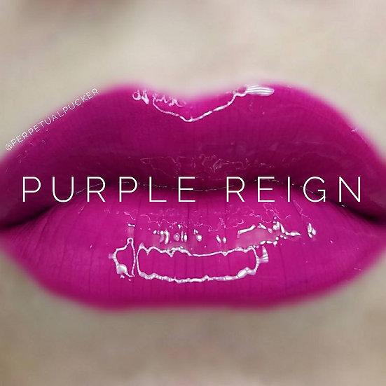 Purple Reign LipSense® with Glossy Gloss