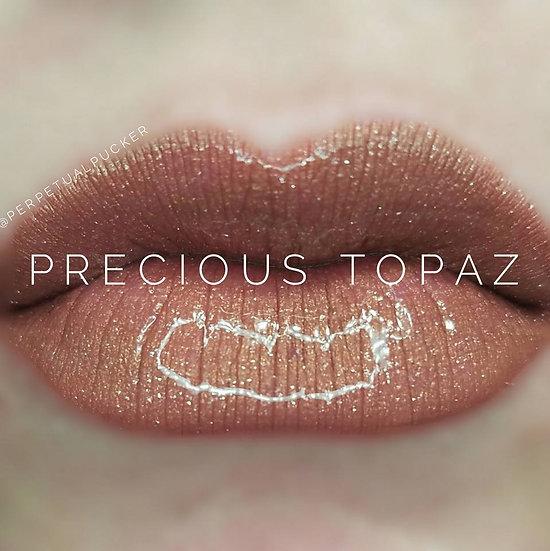 Precious Topaz LipSense® with Glossy Gloss