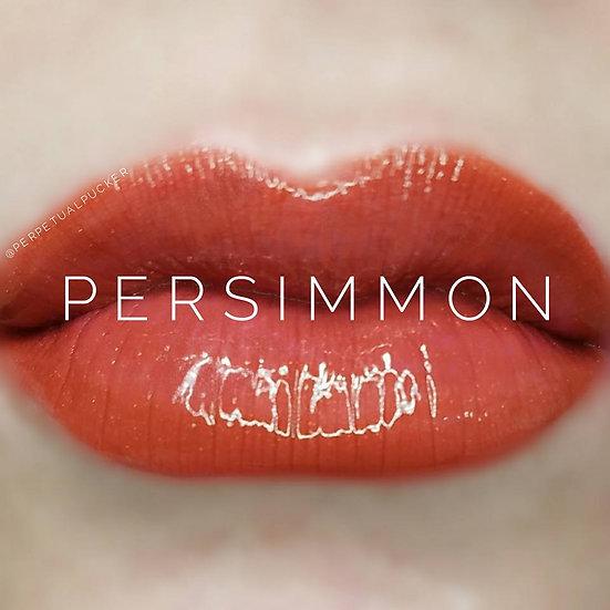 Persimmon LipSense® with Glossy Gloss