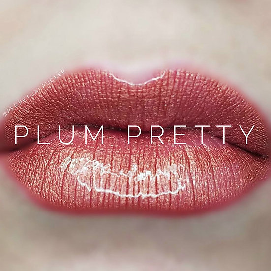 Plum Pretty LipSense® with Glossy Gloss