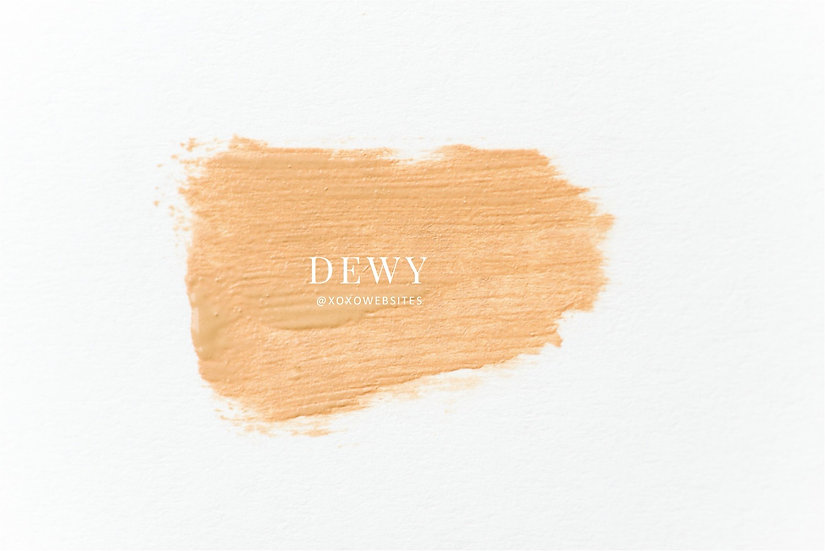 Dewy MakeSense® Anti-Aging Foundation