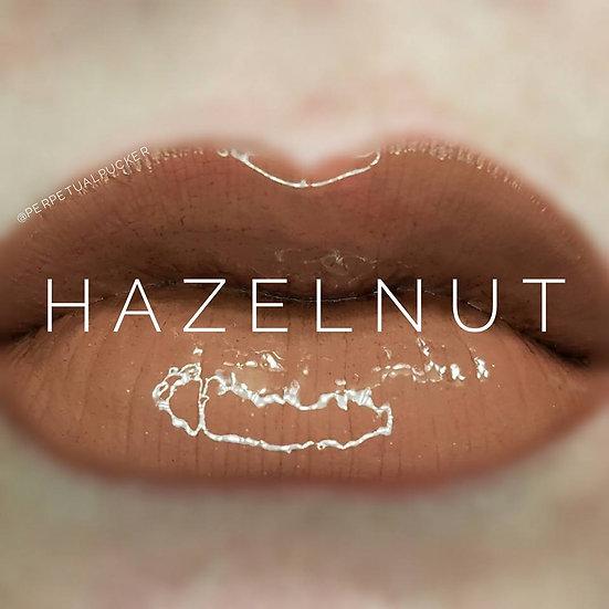 Hazelnut LipSense® with Glossy Gloss