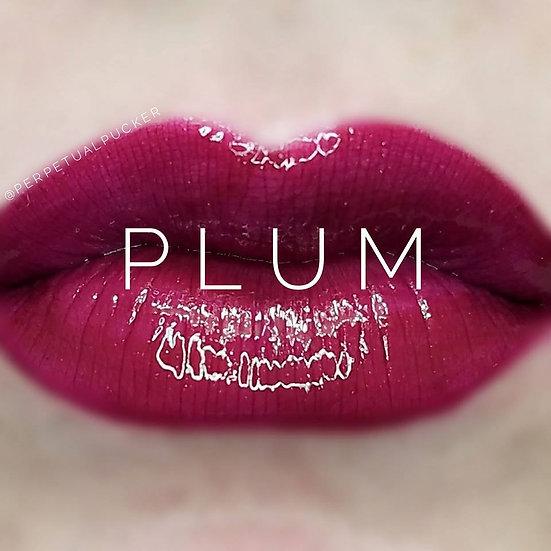 Plum LipSense® with Glossy Gloss
