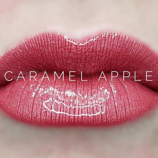 Caramel Apple LipSense® with Glossy Gloss
