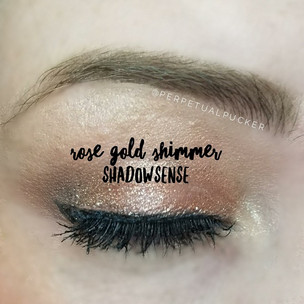 Rose Gold Shimmer ShadowSense®
