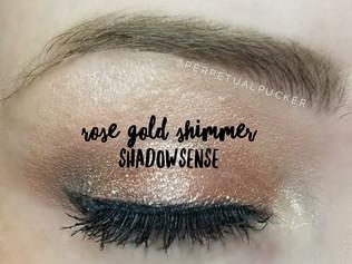 Rose Gold Shimmer ShadowSense®