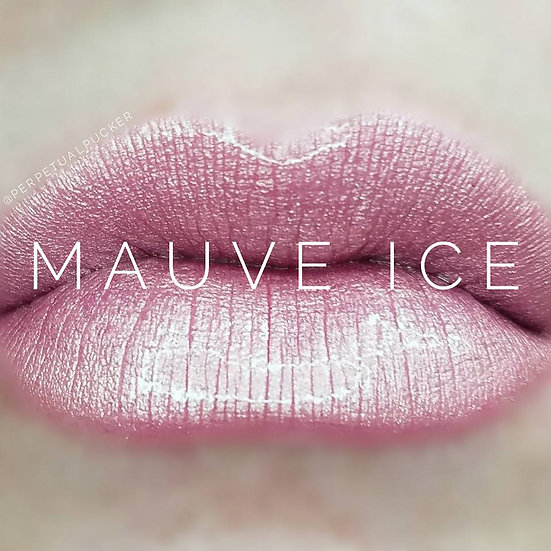 Mauve Ice LipSense® with Glossy Gloss