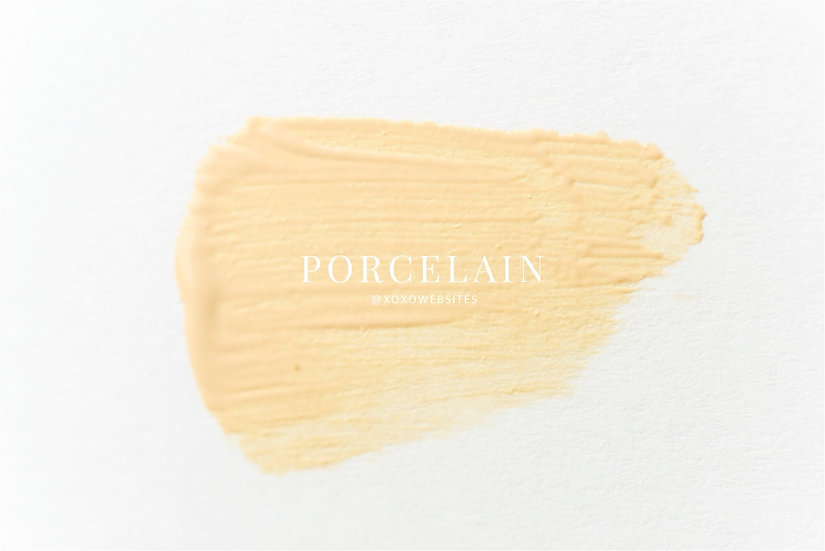 Porcelain MakeSense Foundation®