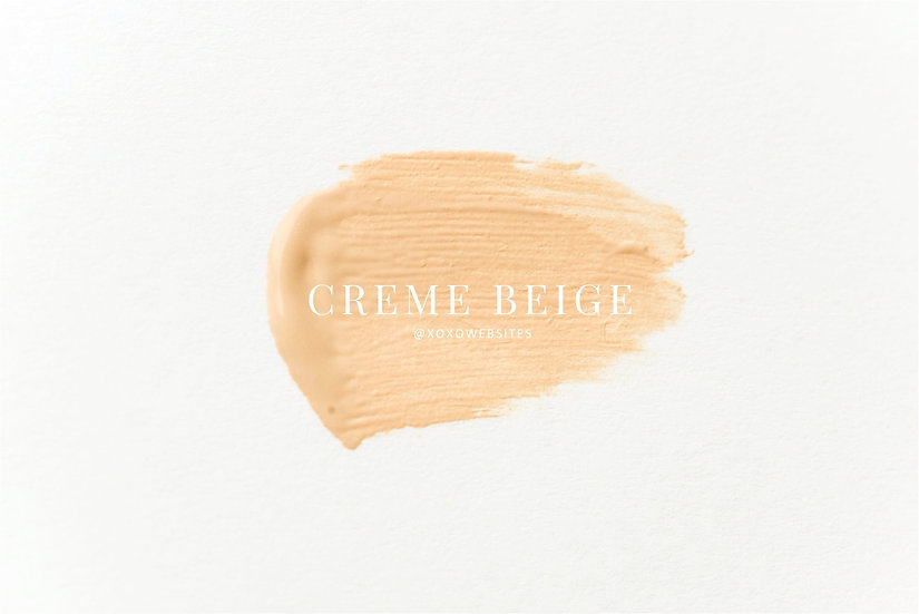 Creme Beige MakeSense Foundation®