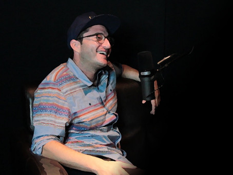 EP 10: ARTIST, AARON AXELROD ON HIRING HIM AND LETTING HIM DO WHATEVER THE F HE WANTS