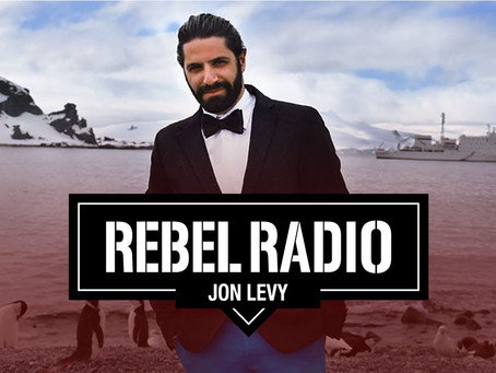 EP 94: Jon Levy: How to work 100% of the time