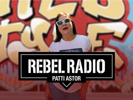 EP 78: Patti Astor: Vote With Your Feet. Vote in the Street.