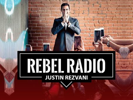 EP 84: Justin Rezvani: How to be Relentless