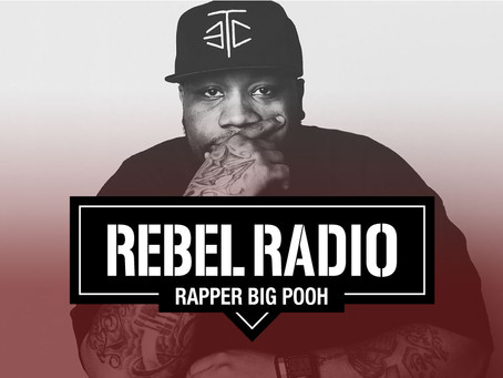 EP 88: Rapper Big Pooh: How to be scared and do it anyway