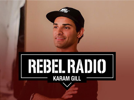 EP 95: Karam Gill: Lessons from the G-Funk era
