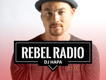 EP 81: DJ Hapa [part 1]: How to be bilingual in business