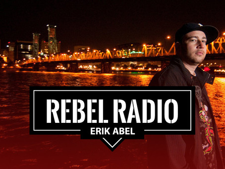 EP 83: You have to be self centered because you have to put your art first. — With Erik Abel