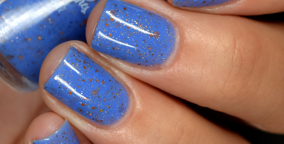 Possibly the perfect blue? Maybe? Idk. Probably. Idk.