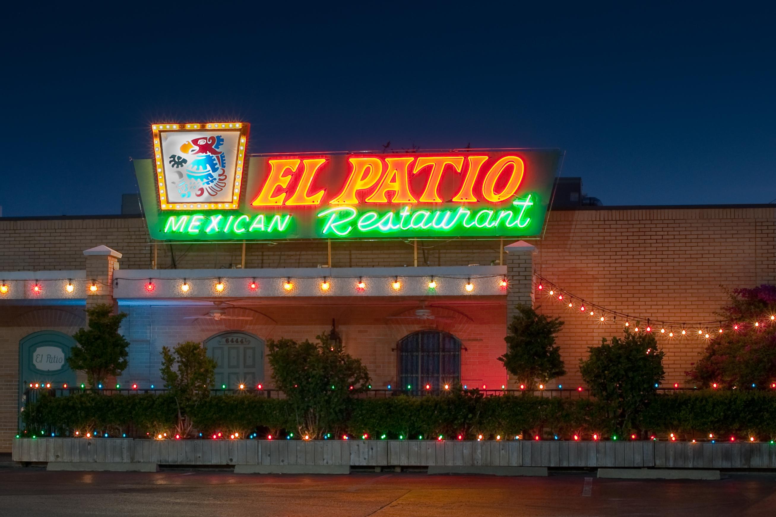 El Patio Restaurant Houston