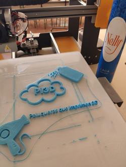 Peluqueras que imprimen 3D