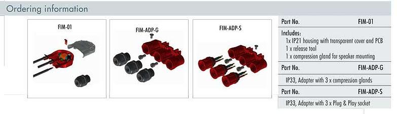 4evac-loopdrive-brochure-FIM-specifications-ordering information