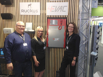4EVAC Appoints Pro-Partner AV Solution A/S as Danish Distributor