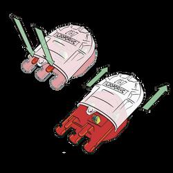 4Evac-Loopdrive - Sliding to Open