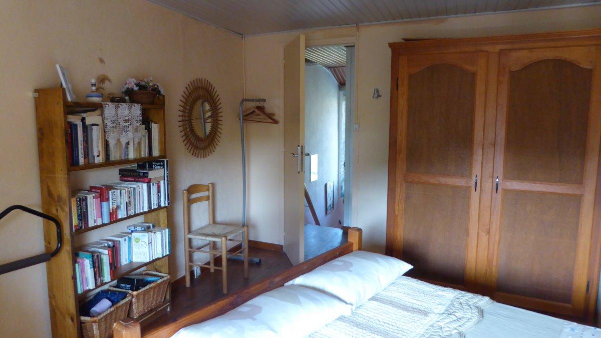 gîte lafond - chambre 2
