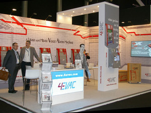 ISE - 2017 Welcome to our booth.