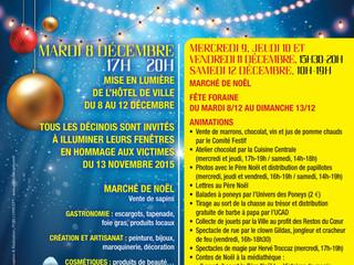 DECILLUMINE Du 8 au 12 Décembre 2015