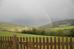 Chauffailles, 71170 - après la pluie
